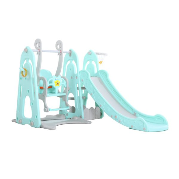 2 in 1 Swing and Slide Set